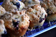 Blueberry Bell Muffins