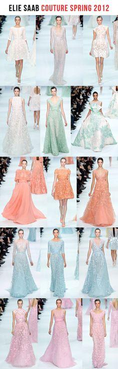 elie saab couture 2012