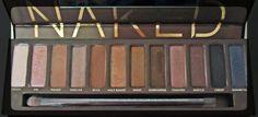 My naked palette. Gotta love it :p