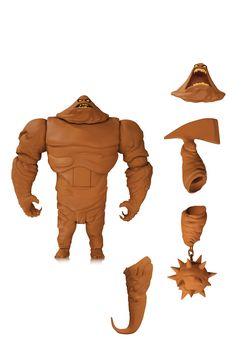 eXpertComics offers a wide choice of  products, like the Batman Animated  Series NBA - Clayface Action Figure. Visit eXpertComics' website to discover thousands of collectibles.