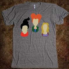 "WANT! "" The Sanderson Sisters T"""
