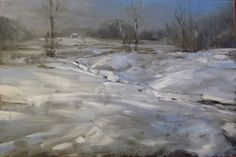 After the winter we had, this is a well deserved Best Landscape Award in NOAPS Online International Exhibit. Winter in the Country by Jill Basham 24X36 $4600