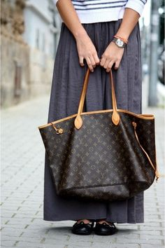 Louis Vuitton Neverfull GM - $1100