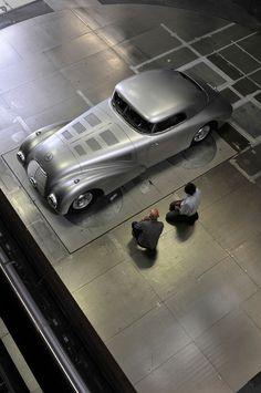1938 Mercedes Benz 540 K