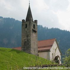 CH-6066 St. Niklausen Chapel