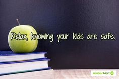 Relax, knowing your kids are safe.  We can help you relax. Here's how--http://www.amberalertgps.com/. #backtoschool #relax