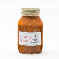 Camp Stew - Perfect for your summer camping trip, But there really is never a bad reason not to make Camp Stew