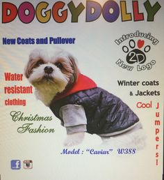 Nuovo Catalogo Winter 2015 by Doggydolly www.doggydolly.it/winter-2015.html