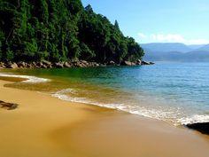 Praia do Cedro - Ubatuba/Litoral Norte SP Brasil