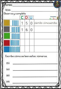 Winter Math Worksheets & Activities No Prep Second Grade Math, Third Grade, Math Anchor Charts, Math 2, Circle Time, Math Worksheets, Math Lessons, Periodic Table, Classroom