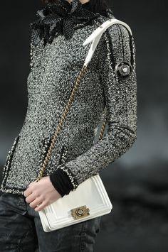 Chanel at Paris Fashion Week Fall 2011