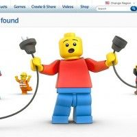 I love Lego's error page features several frustrated and/or embarrassed Lego figurines. Very appropriate for the site and it almost makes you wish for an error to see which Lego character will be featured! Page 404, 404 Pages, Layout Design, Page Design, Design Web, Wireframe, Ecommerce, Wordpress Plugins, Marketing Musical