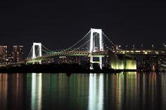 Tokyo Bay, Odaiba, Japan