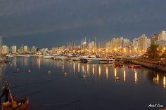 Punta del Este - Puerto / Harbor by Empezar de Cero / Ariel Cruz, via Flickr
