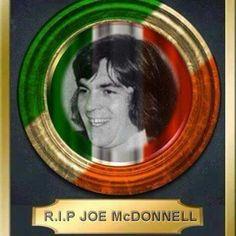 R.IP JOE McDONNALL Irish Republican Army, Easter Rising, Northern Ireland, Patriots, Celtic, Freedom, History, Liberty, Historia