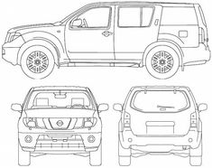 Pay for Service Manual Nissan Pathfinder R51 2008 2009