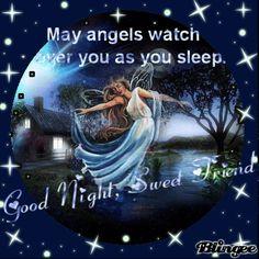 GIF's (GOOD NIGHT) Sweet Dreams
