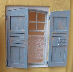 Miniatures Ladan - shutters
