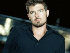 Robin Thicke's Sexyness can not be explained.