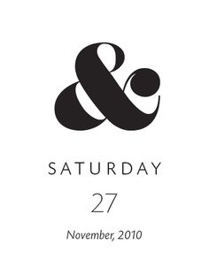 I believe it is Bodoni. These big elegant ampersands like Rosemary, Elephant, and Bodini could inspire an originally designed mark. Typography Love, Typography Poster, Lettering, Type Design, Print Design, Ampersand Font, Wine Logo, Field Guide, Graphic Design Typography