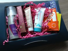 Total Beauty Collection Mothers Day Box Review & Coupon Code! - April 2013