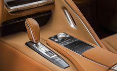 2017 Lexus LC500 Coupe Dissected: Design, Powertrain, Chassis, and More – Feature Lexus Coupe, Lexus Lc, Custom Car Interior, Truck Interior, Lexus Interior, Interior Ideas, Hobby Cars, Car Backgrounds, Detroit Auto Show