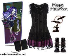 Cartoline Stile Halloween