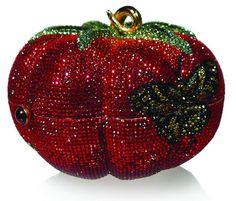 Judith Leiber purse - Pumpkin bag for fall