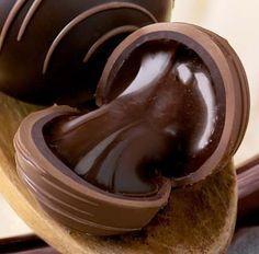 Dark Chocolate Truffles Recipe ~ Easy Chocolate Cake