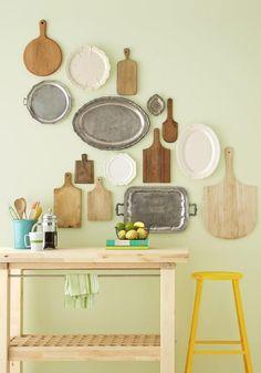No blog temos dicas preciosas da nossa supercolunista. Vem ver! #decoração #dicas #madeira #cozinha #mesa