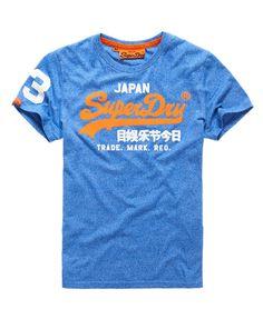 Superdry Vintage Logo New Entry T-Shirt
