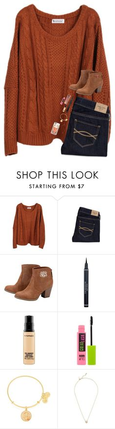 """Day 3- Halloween Party"" by beautygirl480 ❤ liked on Polyvore featuring Abercrombie & Fitch, Christian Dior, MAC Cosmetics, Urban Decay, Maybelline, Alex and Ani, Kate Spade, Casetify and kennshalloweencontest"