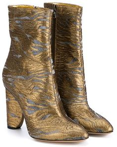 Boots, £425, by Dries Van Noten at Browns Fashion