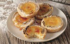 Portuguese Custard Tarts (Pastel de Nata) Recipe