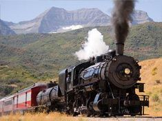 Heber City Utah | JUST ONE OF THE MANY THINGS TO DO IN HEBER CITY, UTAH Heber Valley Railroad