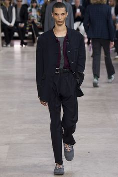 Lanvin Spring 2017 Menswear Collection Photos - Vogue Art and Ideas Shared :  More At FOSTERGINGER @ Pinterest