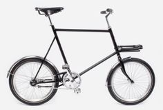 Minute Cycles >> To me, the small tires on this bike are analogous to the low-profile racing tires people put on cars. This sounds like a pretty good idea. I'd love to take one of these for a test drive.