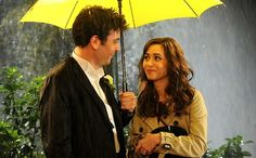 Image discovered by Manne. Find images and videos about how i met your mother, himym and ted mosby on We Heart It - the app to get lost in what you love. Ted Mosby, Tracy Mosby, How I Met Your Mother, New York Times, Ted E Tracy, How We Met Stories, Everything But The Girl, Yellow Umbrella, Mother Teach