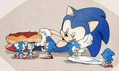 Sonic and the chili dog