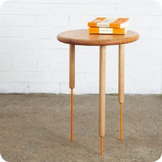 Drip series of tables by Mule Furniture