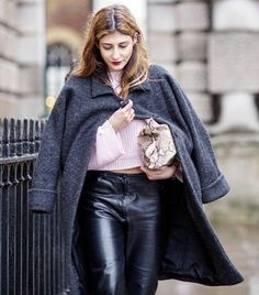 The Latest Street Style Photos From London Fashion Week via Who What Wear 13