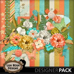 Welcome Friends - The perfect kit to scrap those precious moments with your besties. http://www.mymemories.com/store/designers/Lisa_Rosa_Designs/?r=lisa_rosa_designs