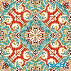 Mandala Arabesco Vectorizado   Jumabu! Design Tools - Vectorizados - Iconos - Vectores - Texturas