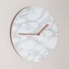 Looking to give a decor accessory a little update? Try faux marble! Here are 15 DIYs using faux marble. For more DIY ideas and projects, head to Domino. Marble Room Decor, Marble Bedroom, Marble Wall, Gold Bedroom, Ikea, Home Decor Accessories, Decorative Accessories, Marble Furniture, Mirrored Furniture