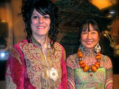 Ethnic Style Still so Chic!, Body adornment is a universal art, practiced by Berber women covered with amulets and pendants, Indians sheathed in their bridal saris, Africans with highly codified headdresses, Geishas disappearing under their ghostly white makeup, and Maoris, their bodies sculpted with spiral tattoos.