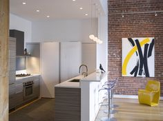 Modern Kitchen by Jennifer Gustafson on http://roomreveal.com