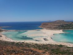 Balos beach in Crete island, Greece Balos Beach, Crete Island, Places Ive Been, Greece, Country, World, City, Water, Pictures