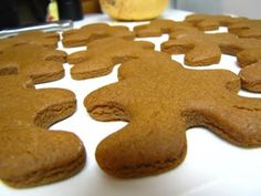 The Best Gingerbread Cookie Men EVER | Kindred Spirit Mommy