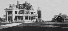 Thistle Hill home of A.B. Wharton and Electra Waggoner | Flickr & Colts started at Waggoner Ranch learn more than just how to carry a rider. http://www.pinterest.com/pin/461056080574776867/
