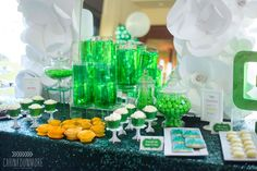 Emerald City: A Nod to Oz 4th Birthday Party